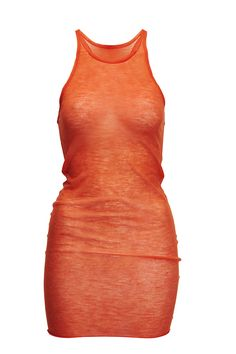 Orange body-con dress | #HMStudioAW14