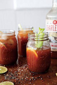Charleston Beverage Company Bloody Mary Mix...Yummo!