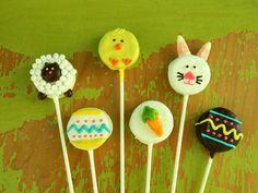 Easter Oreo Pops