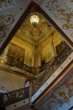 Palácio Foz interiors #Lisboa #Portugal
