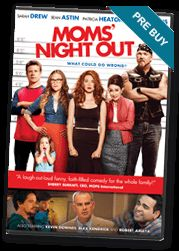 Moms' Night Out DVD