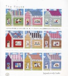 From Quilters Studio by Kumiko Fujita - Japanese Patchwork Quilt Pattern Book - Natural & Lovely Zakka Gooods - B688
