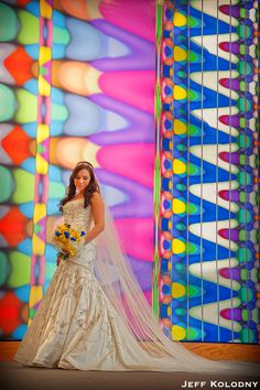 South Florida Wedding at the Norton Museum of Art in West Palm Beach