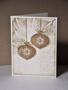 Christmas card by feline - Cards and Paper Crafts at Splitcoaststampers