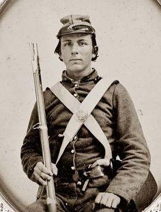 William H. Rockwell, Private, Civil War