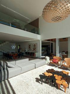 House Aldeia 082, Brazil by Dayala+Rafael Arquitetura | Contemporist