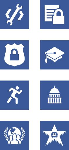 Facebook's Newly Announced Icons for Summer 2013