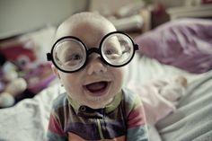 /by ~*suzannegipson*~ #flickr #nerd #baby #cute