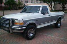 someone buy me this 1995 Ford F150, kthx.