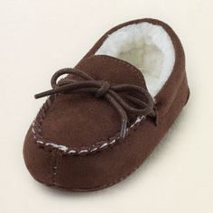 baby boy - shoes - moccasin slipper | Children's Clothing | Kids Clothes | The Children's Place