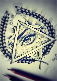 Eye by Edward Miller