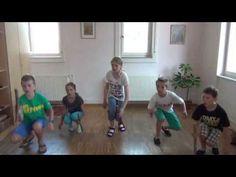 Waldorf ~ Movement ~ Rhythm Exercise ~ grade/age ??
