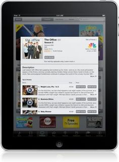 Daily Tip: How to rent TV episodes on iPad with iOS 4.2? [Beginner]