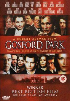Reel Charlie reviews Gosford Park