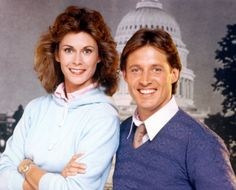 Scarecrow and Mrs King ... I had a huge crush on Bruce Boxleitner in the 80's!