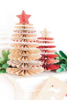 Rosette #Christmas #Tree #holiday #MichaelsStores