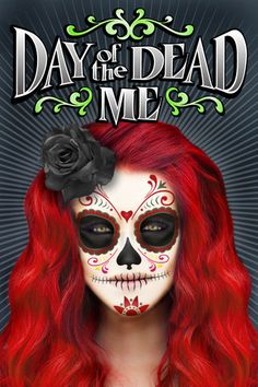 Day of the Dead Me app- pretty cool for only a dollar