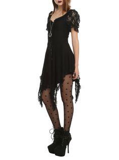 Spin Doctor Cruella Dress | Hot Topic $67.13