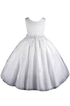 AMJ Dresses Inc Girls White Flower Girl Communion Dress Sizes 2 to 12 AMJ Dresses Inc, http://www.amazon.com/dp/B006WCDMRS/ref=cm_sw_r_pi_dp_BDXarb1JHM9VV