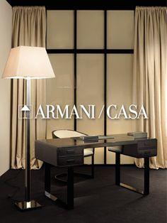Various shades of Giorgio Armani (the designer, not the label) - ARMANI CASA