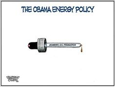 REPIN if you agree that Obama's energy policy is hurting America!