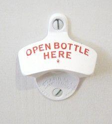 Wall Mounted Bottle Opener $10