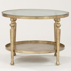 One of my favorite discoveries at WorldMarket.com: Chiara Coffee Table
