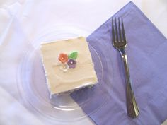 My Very First Wedding Cake: Part Two (and Our Wilton Giveaway Winner)!