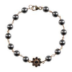Lily Bracelet in Black Diamond! In <3!