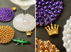 A Dozen Ways to Repurpose All Those Mardi Gras Beads via Brit + Co.