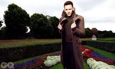 Bonus shots from Tom Hiddleston's GQ shoot