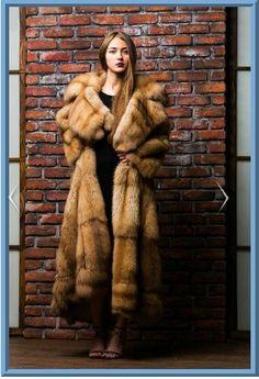 Sable?  FL coat. Very nice.