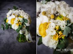 Bukiet ślubny | Wedding bouquet