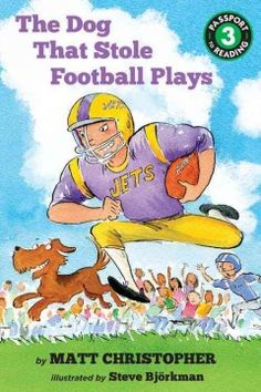 ER CHR. A boy and his psychic dog are able to steal plays from the opposing football team.