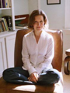 Ann Patchett - one of my favorite authors.