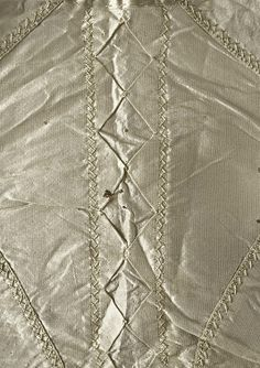 Corset  Date:     1805–10 Culture:     probably French Medium:     silk, metal, baleen