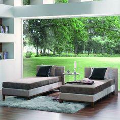 Muebles saskia on pinterest chaise longue salons and for Muebles saskia