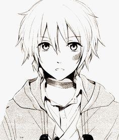Anime Boy With Beanie Base Wwwpicturessocom