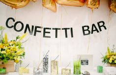 NYE Wedding Idea- so fun!