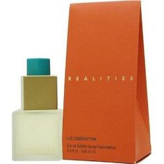 wishlisted for sentimental reasons-- Realities By Liz Claiborne For Women. Eau De Toilette Spray 3.4 OZ
