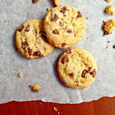 The Science of the Perfect Cookie.#food.