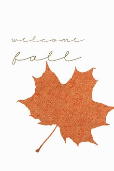 Perspective: Fall Printables