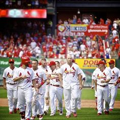 Cardinals walk off win vs the Pirates on 9/3/14