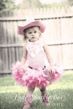 For her cowboy party :)