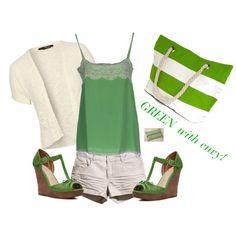 style, green, envi