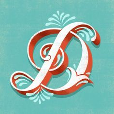 wall art, graphic, monogram, font, lauren hom, type, design, hand lettering, typographi