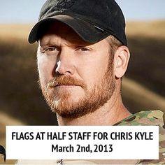 An American Hero - Chris Kyle