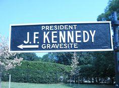 JFK Grave - Washington DC
