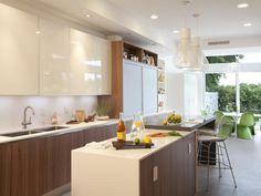 Kitchen cabinet trends