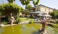 • Villa Augusta | Hotel Saint Paul Trois Chateaux, Pierrelatte dans la Drome Provencale Utterly charming and romantic.  For your provencale wedding.